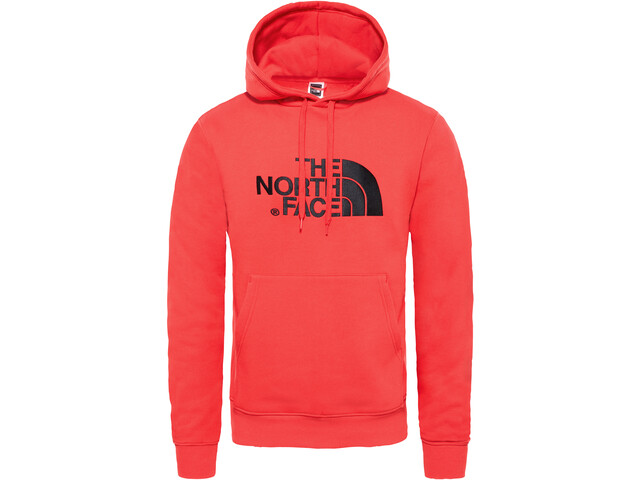 The North Face Drew Peak Huppari Miehet, salsa red